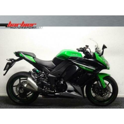 Superstrakk Kawasaki Z1000SX ABS Z 1000 SX (bj 2016)