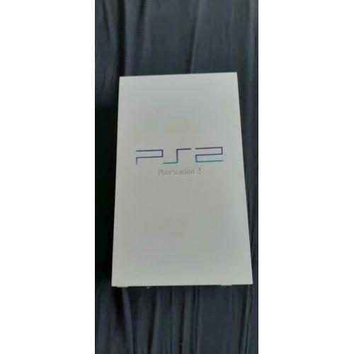 PlayStation 2 ceramic white.