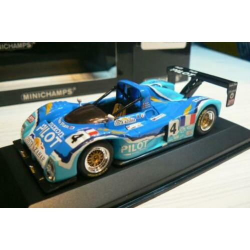Minichamps Ferrari 333 SP Le Mans Team M Ferte 1997 1/43